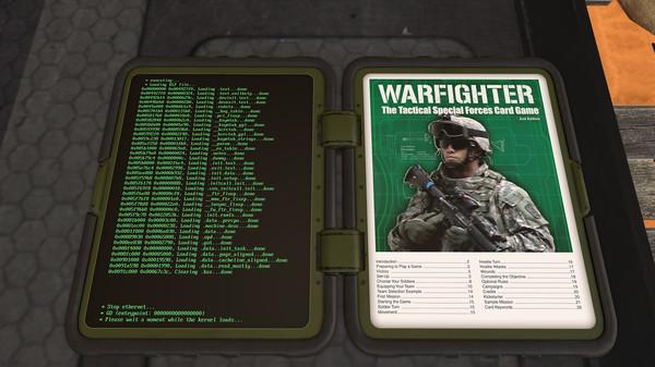 Скриншот №4 к Tabletop Simulator - Warfighter