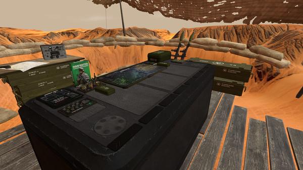 Скриншот №3 к Tabletop Simulator - Warfighter