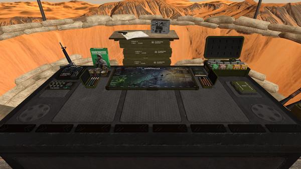 Скриншот №1 к Tabletop Simulator - Warfighter