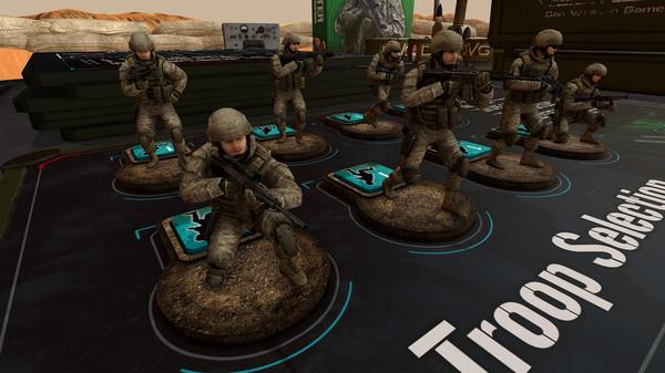 Скриншот №2 к Tabletop Simulator - Warfighter