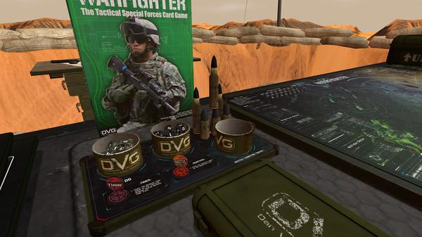 Скриншот №6 к Tabletop Simulator - Warfighter