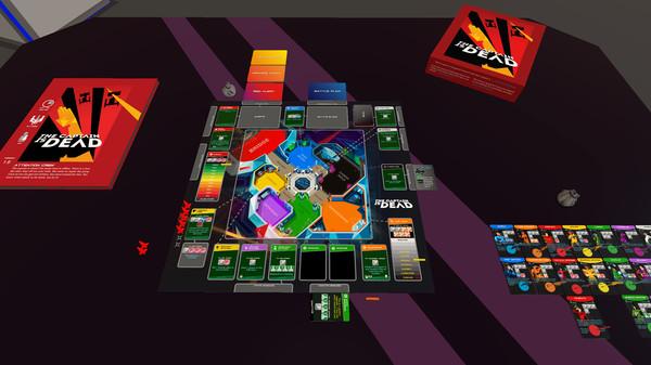 Скриншот №3 к Tabletop Simulator - The Captain Is Dead