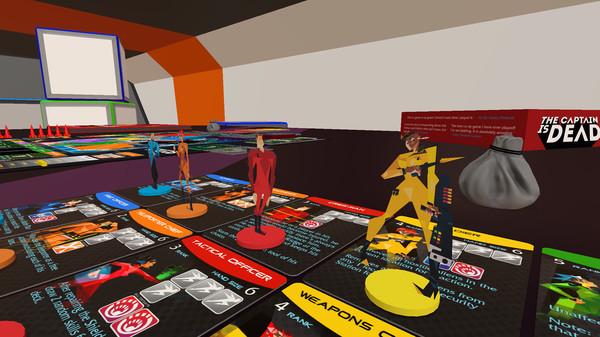 Скриншот №4 к Tabletop Simulator - The Captain Is Dead