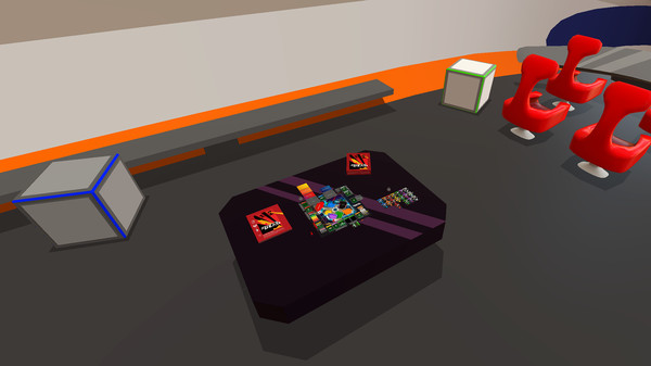 Скриншот №1 к Tabletop Simulator - The Captain Is Dead