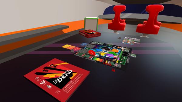 Скриншот №2 к Tabletop Simulator - The Captain Is Dead