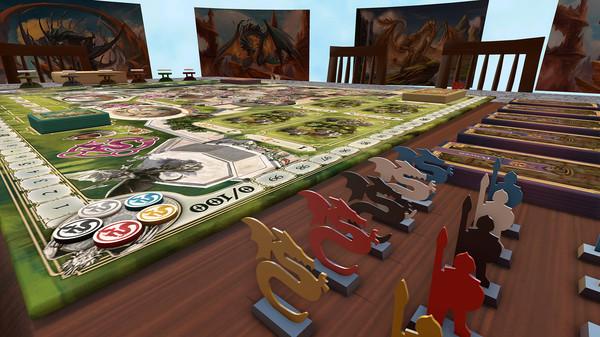 Скриншот №3 к Tabletop Simulator - Simurgh