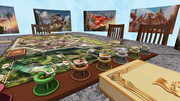 Скриншот №5 к Tabletop Simulator - Simurgh