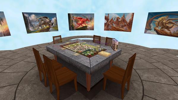 Скриншот №2 к Tabletop Simulator - Simurgh