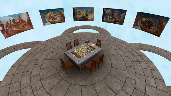 Скриншот №4 к Tabletop Simulator - Simurgh