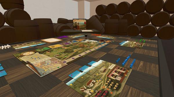 Скриншот №6 к Tabletop Simulator - Viticulture