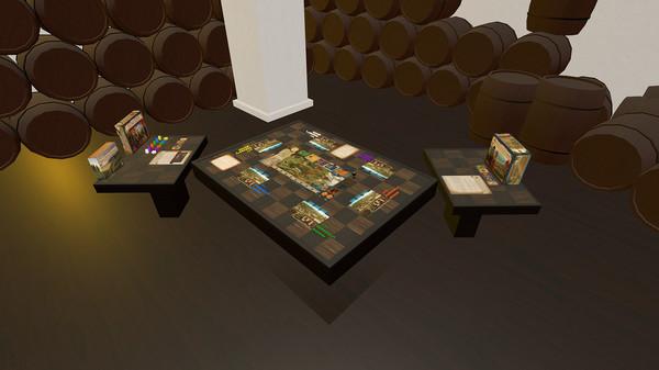 Скриншот №1 к Tabletop Simulator - Viticulture