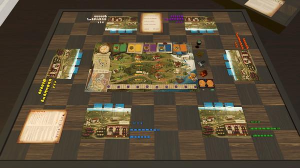 Скриншот №5 к Tabletop Simulator - Viticulture