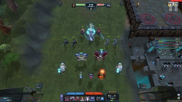 Скриншот №1 к Legion TD 2 - Multiplayer Tower Defense