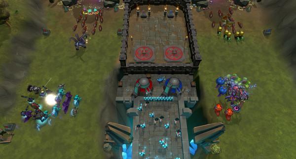 Скриншот №5 к Legion TD 2 - Multiplayer Tower Defense