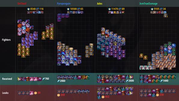 Скриншот №7 к Legion TD 2 - Multiplayer Tower Defense