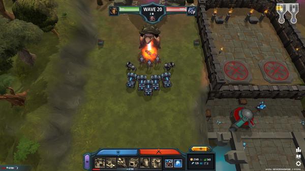 Скриншот №4 к Legion TD 2 - Multiplayer Tower Defense