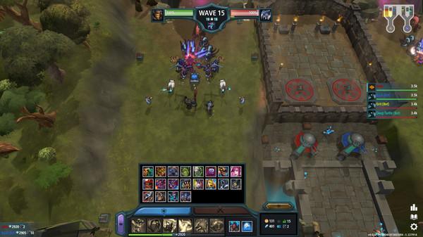 Скриншот №2 к Legion TD 2 - Multiplayer Tower Defense