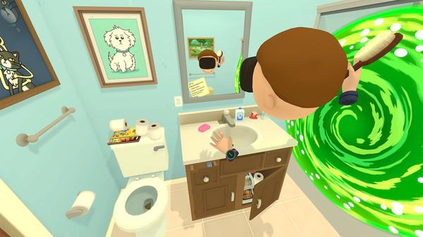 Скриншот №2 к Rick and Morty Virtual Rick-ality