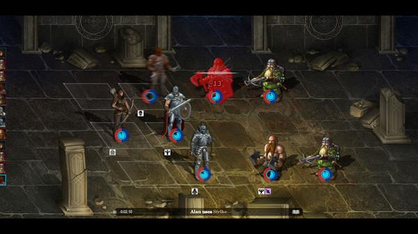 Monsters' Den: Godfall screenshot