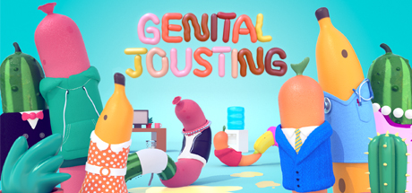 Genital Jousting Cover Image