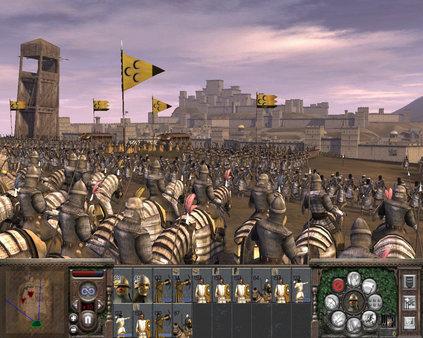 Скриншот №1 к Total War MEDIEVAL II – Definitive Edition