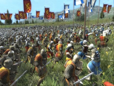 Скриншот №6 к Total War MEDIEVAL II – Definitive Edition