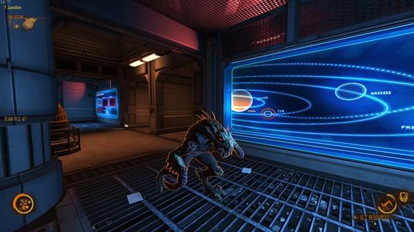 Скриншот №4 к Natural Selection 2 - Shadow Fade