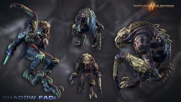 Скриншот №2 к Natural Selection 2 - Shadow Fade