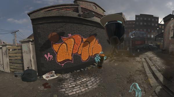 Скриншот №6 к Kingspray Graffiti VR