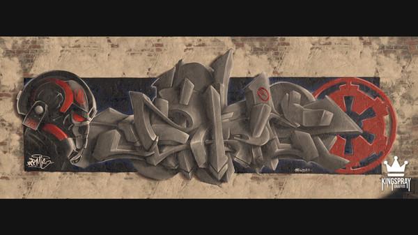 Скриншот №5 к Kingspray Graffiti VR