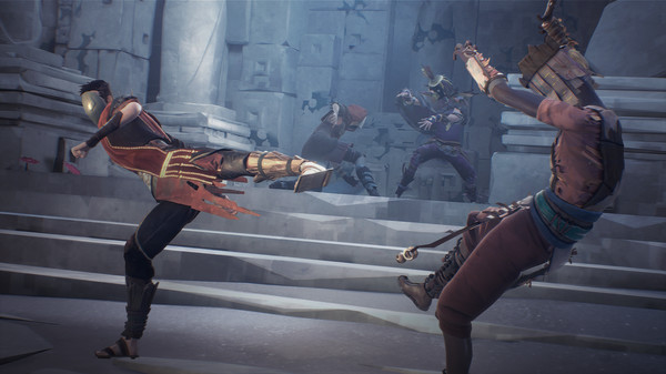 Absolver скриншот