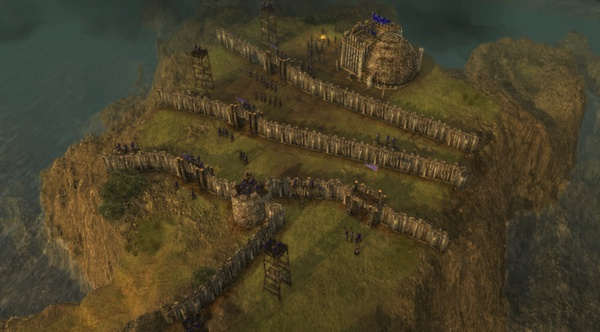 Скриншот №1 к Stronghold 3 Gold