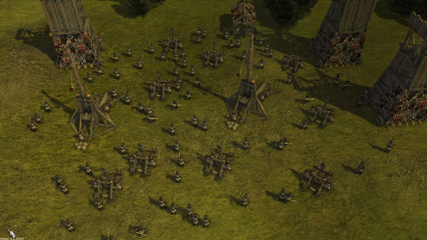 Скриншот №5 к Stronghold 3 Gold