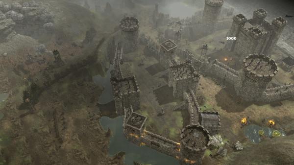 Скриншот №2 к Stronghold 3 Gold