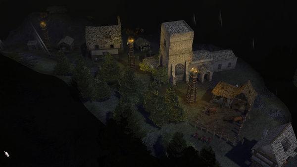 Скриншот №6 к Stronghold 3 Gold