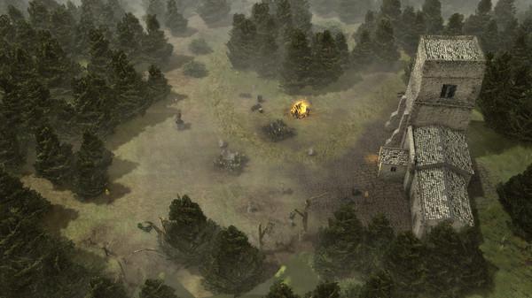 Скриншот №4 к Stronghold 3 Gold