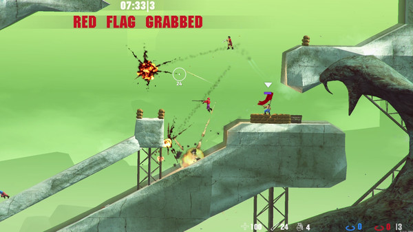 Скриншот №3 к Soldat 2
