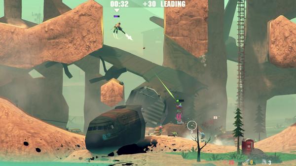 Скриншот №5 к Soldat 2