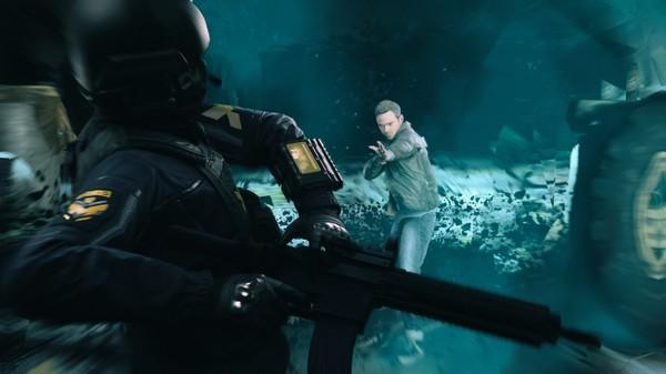 Скриншот №1 к Quantum Break