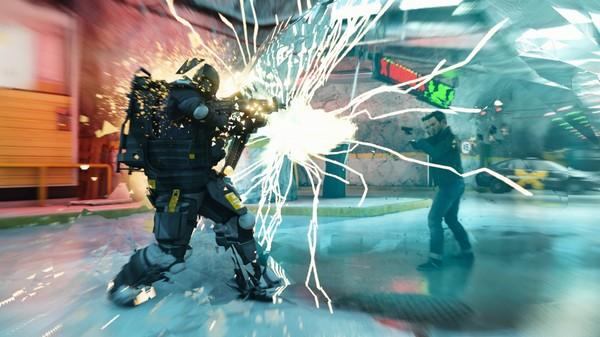 Скриншот №2 к Quantum Break