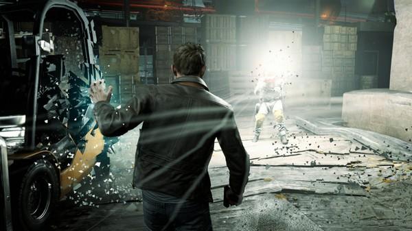 Quantum Break скриншот