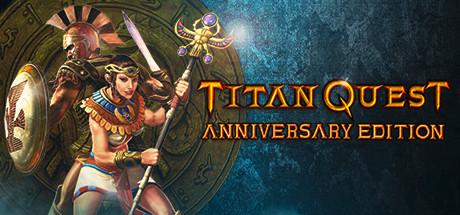 Titan Quest Anniversary Edition Cover Image