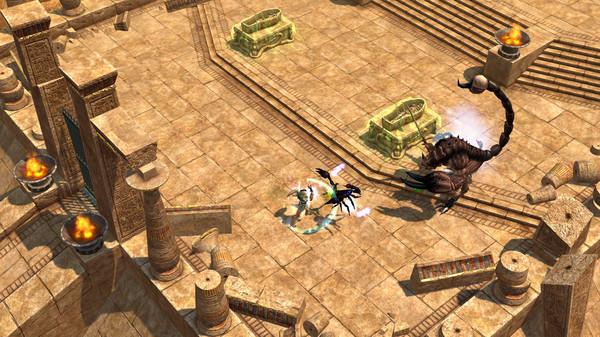 Скриншот №6 к Titan Quest Anniversary Edition