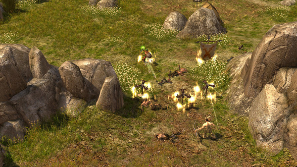 Скриншот №7 к Titan Quest Anniversary Edition