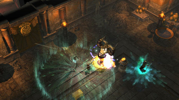 Скриншот №1 к Titan Quest Anniversary Edition