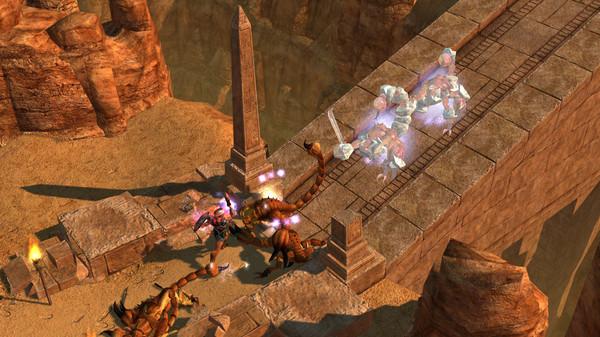 Скриншот №3 к Titan Quest Anniversary Edition
