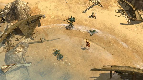 Скриншот №2 к Titan Quest Anniversary Edition