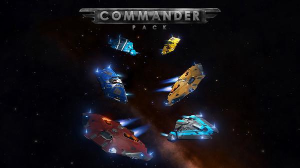 Скриншот №1 к Elite Dangerous Commander Pack