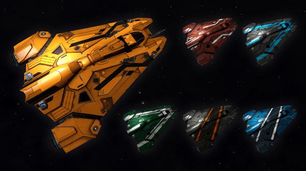 Скриншот №2 к Elite Dangerous Commander Pack