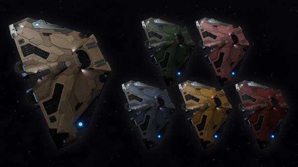 Скриншот №3 к Elite Dangerous Commander Pack